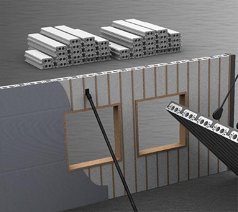 100 Deck Wall