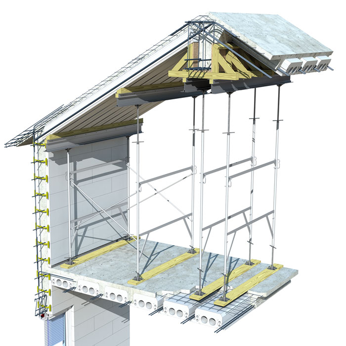 Build Any Kind of Roof  sc 1 st  Insul-Deck & Insul-Deck Insulated Concrete Forms for Floors u0026 Roofs » Resilient ... memphite.com